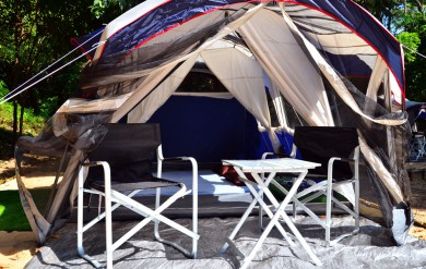Thailand camping packages