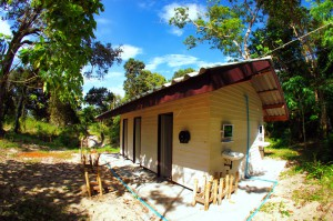 WC facilities for Thailand camping